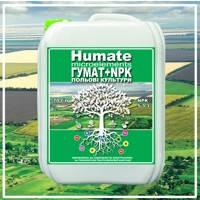 Польові культури Гумат + NPK 5-3-3
