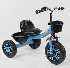 "Велосипед 3-х колёсный LM-4405 ""Best Trike"" ГОЛУБОЙ 87776"