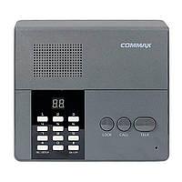 Центральный цифровой пульт на 1-10 абонентов Commax CM-810
