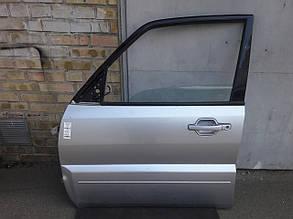 Дверь передняя левая 5700A451 цвет А19 56859 Pajero Wagon 4 Mitsubishi