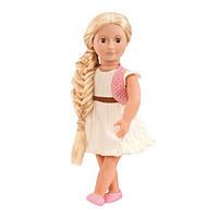 Our Generation Кукла Фиби (46 см) с растущими волосами и аксессуарами