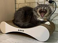 """Когтеточка, царапка для кота """" Модерн"""" ТМ """"Cat Joy"""""""