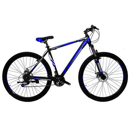 """Горный дисковый велосипед 29"""" TITAN SPIDER DD (Shimano, моноблок), фото 2"""