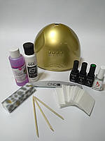 Стартовый набор для покрытие гель-лаком Kodi Professional Profi с лампой UV/LED SUN One 48 Вт