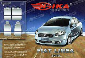 Авточехлы Fiat Linea 2007- Nika