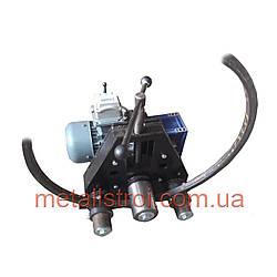 Трубогибочный верстат ТПВ-4 з електроприводом.Профилегиб електромеханічний.