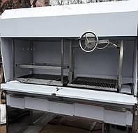 Аргентинский гриль-мангал Vulcan GS16+робатта