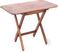 Стол дачный из дерева раскладной