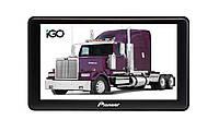 Gps навигатор Pioneer A750 Pro Europe Android для грузовых и легковых авто