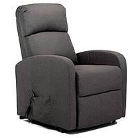 Подъёмное кресло с одним моторами, LANTA (серое), фото 1