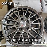 Литые диски  Sportmax Racing SR 3260 R15 W6.5 PCD5x114.3 ET38 DIA67.1(HB)