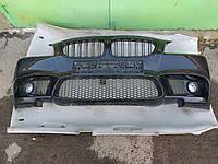 Разборка (шрот) - Бампер передний и задний  BMW F10 БУ оригинал