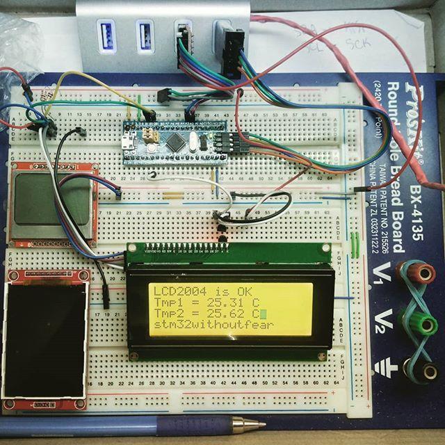 РК LCD 2004 20х4 модуль дисплей Arduino - жовта/зелена підсвітка