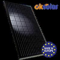 Солнечная батарея 300Вт моно Oksolar, OK-M60-300W-FULL BLACK Italy