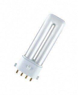 Лампа 2G7 7W/840 компактная DULUX S/E , ОСРАМ [4050300020167]