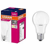 Светодиодная лампа LED VALUE CLASSIC A75 11.5W/865 230VFR E2710X1 , ОСРАМ [4052899971035]