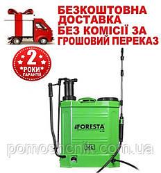 Аккумуляторный опрыскиватель Foresta BS-16M