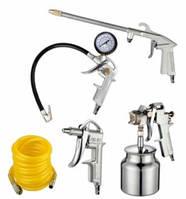 Набор из 5 пневматических инструментов WERK KIT-5S