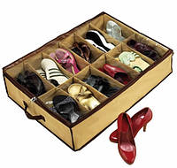 Органайзер для хранения обуви Shoes Under для дома