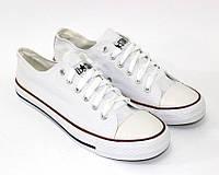 Мужская спортивная обувь, кеды белые