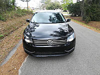 2013 Volkswagen Passat SE BLK