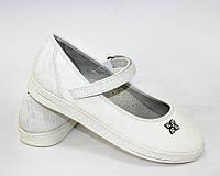 Белые туфельки для маленьких девочек, фото 1