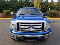 2012 Ford F-150 4x4 XLT SuperCrew Styleside