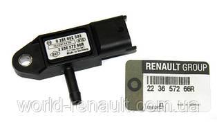 Renault (Original) 223657266R - Датчик тиску наддуву повітря (мапсенсор) на Рено Трафік II 1.9 dci