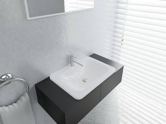 Раковина для ванной Miraggio California (матовый или глянец/ 614*456*120 мм), фото 2
