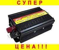 Преобразователь напряжения 12V-220V 500 W (инвертор)