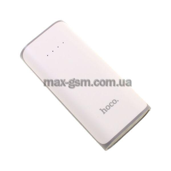 Power Bank Hoco B21 Tiny Concave Pattern (5200mAh) white