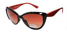 Яркие очки кошки солнцезащитные для девушки Aolise Polaroid