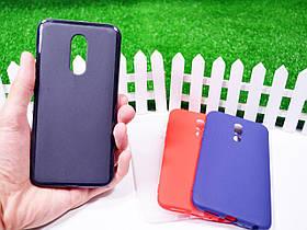 Силиконовый бампер для Meizu 16X