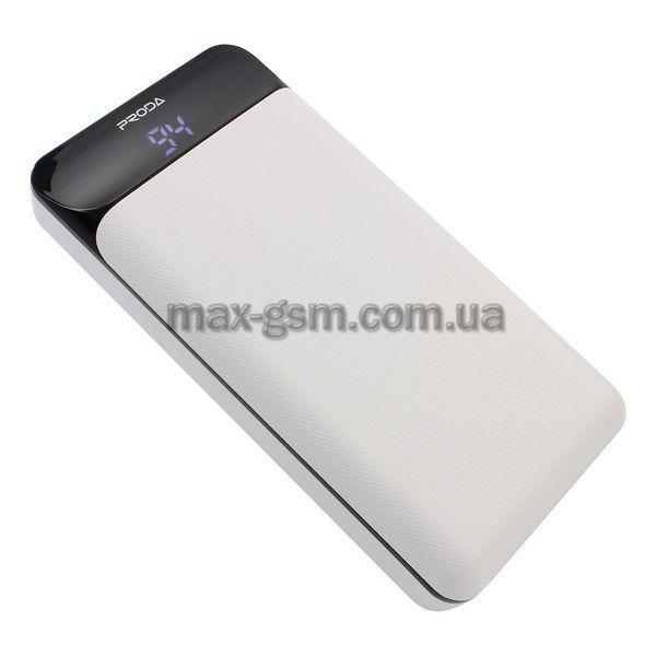 Power Bank Remax Proda Yinen PD-P37 (20000mAh) white