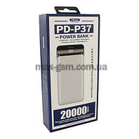 Power Bank Remax Proda Yinen PD-P37 (20000mAh) white, фото 3