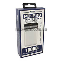 Power Bank Remax Proda Yinen PD-P38 (10000mAh) white, фото 3