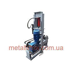 Промисловий гідравлічний электротрубогиб ТЭПГ-6 для профільної і круглої труби.