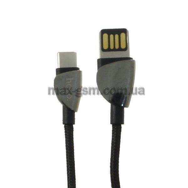 USB кабель Hoco U62 Simpel Type-C black