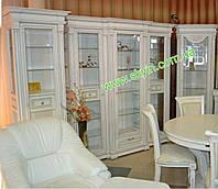 Столовый комплект Эдельвейс из массива дуба, фото 1