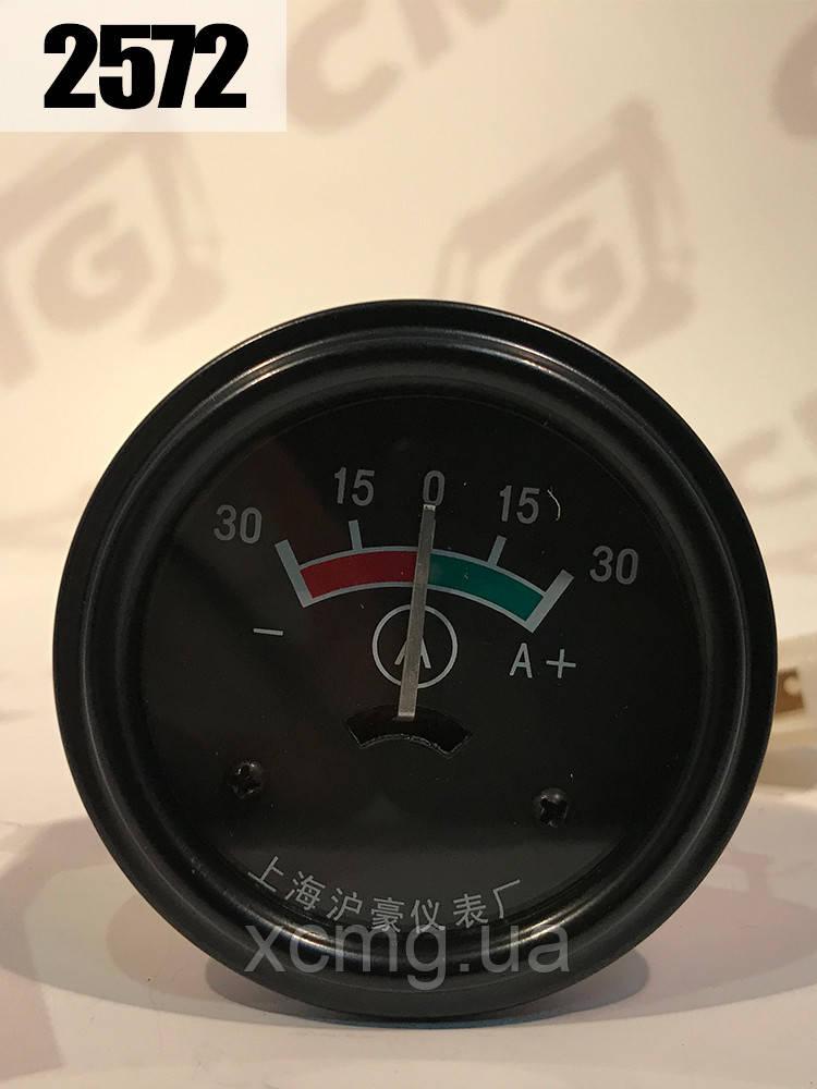 Індикатор заряду АКБ 835248950 (+ -30 A DL93305C) навантажувача ZL50G XCMG