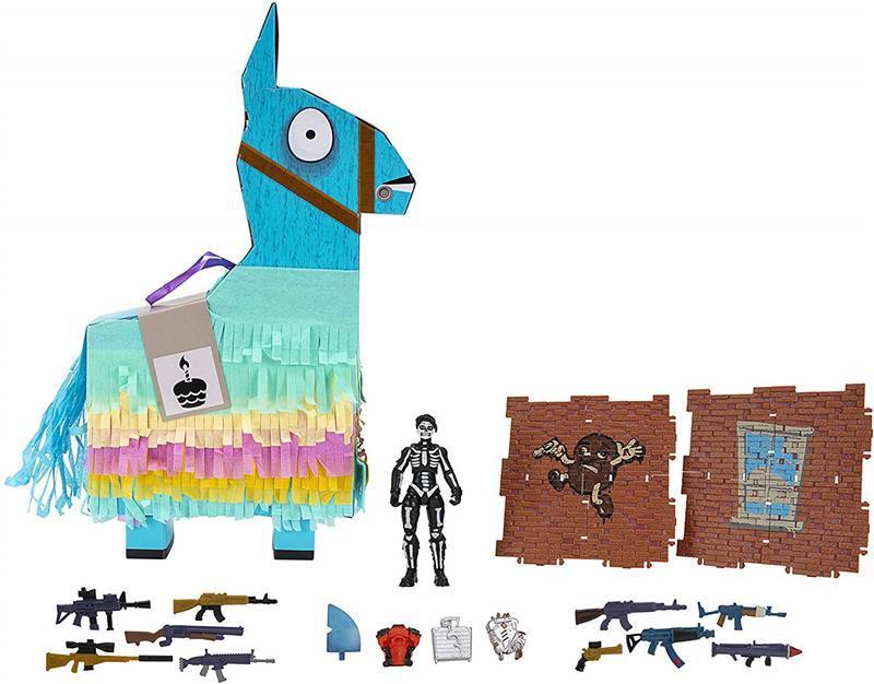 Коллекционная фигурка Jazwares Fortnite Llama Loot Pinata Birthday Skull Ranger S2