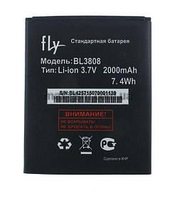 Аккумулятор (HIGH COPY) Fly BL3808 (IQ456)