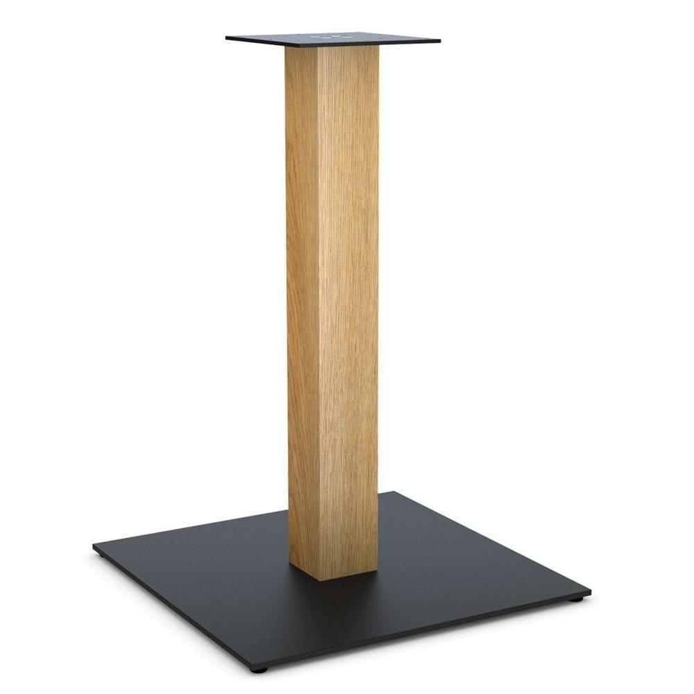 """Деревянная опора для стола """"UNO"""" ножка для столика в ресторан кафе бар"""
