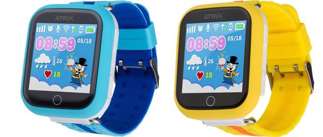 Смарт-часов ATRIX Smart watch iQ100