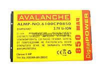 Аккумулятор Avalanche P Nokia BL-4C (6100, 900mAh)
