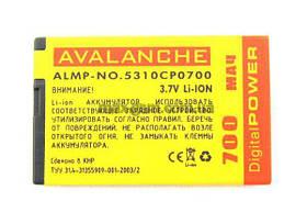 Аккумулятор Avalanche P Nokia BL-4CT (5310, 900mAh)