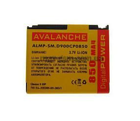 Аккумулятор Avalanche P Samsung D900 (850mAh)