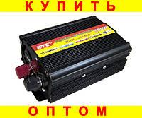 Преобразователь напряжения 12V-220V 500 W (инвертор) оптом