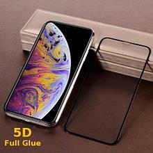 Защитное стекло Optima 5D Full Glue R-Design для iPhone XR черный