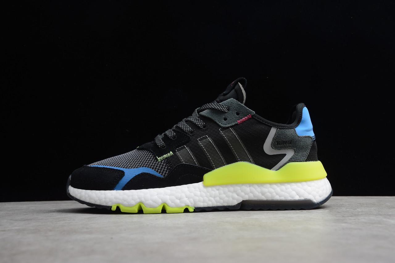 Кроссовки женские Adidas Nite Jogger 2019 Boost / ADM-2542 (Реплика)
